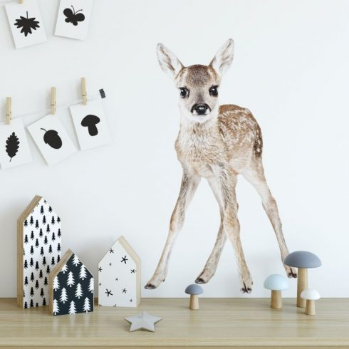 Nursery decal Deer